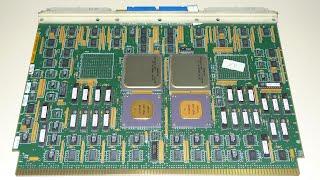 A4 / System 80/7E dual CPU board
